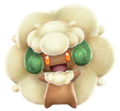 Whimsicott (Pokkén Tournament)