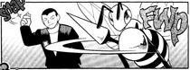 Giovanni beedrill manga