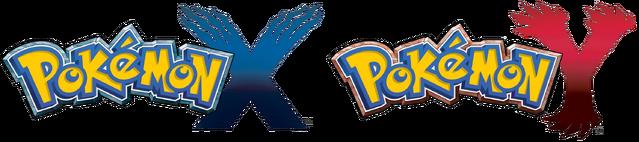 Archivo:Logo Pokémon X y Pokémon Y.png