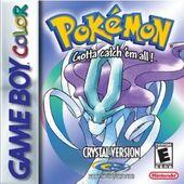 Pokemon cristal amerique