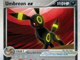 Umbreon ex (Fuerzas Ocultas TCG)