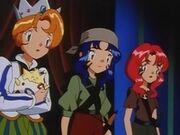EP061 Daisy, Violet y Lily