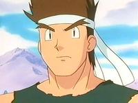 Kiyo en el anime