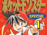 Lista de capítulos de Pokémon Special