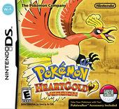 Pokémon Edición Oro Corazón carátula US