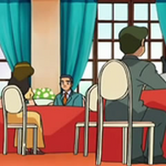 Clientes del restaurante.