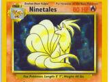 Ninetales (Base Set TCG)