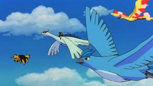 P02 Lugia y las aves legendarias