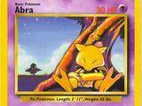 Abra (Base Set TCG)