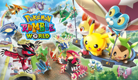 Artwork Pokémon Rumble World