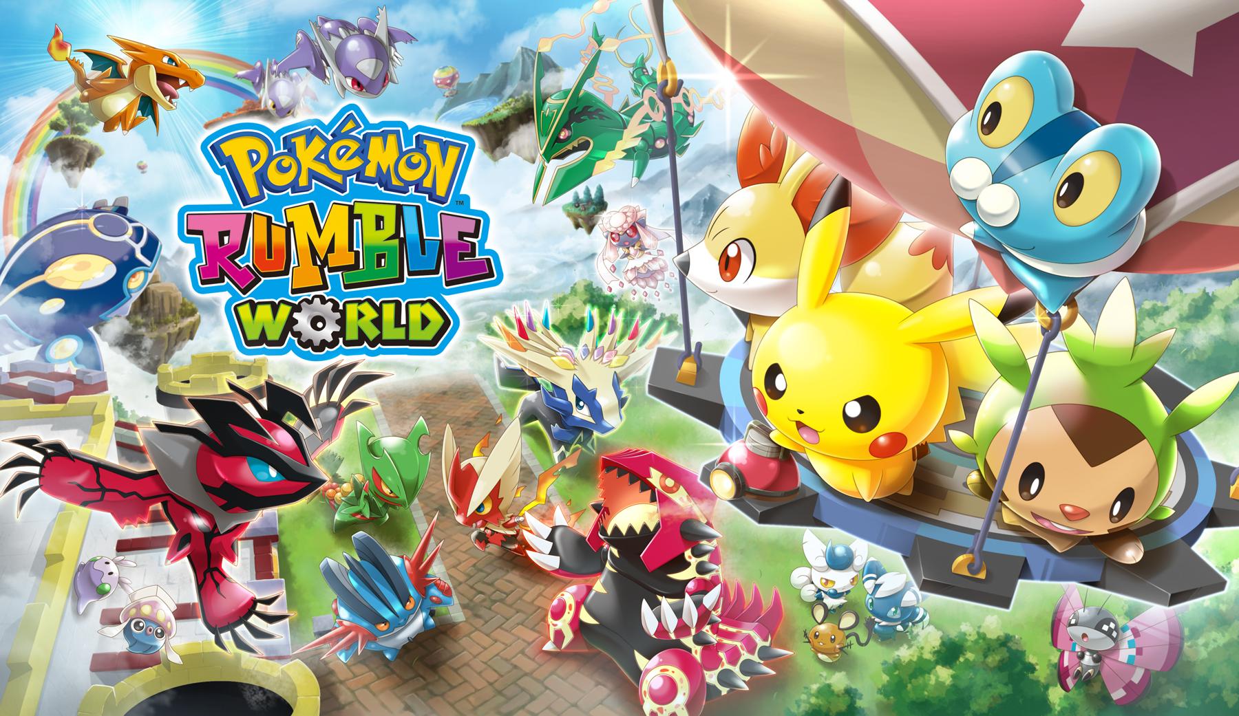 Pokémon Rumble World | WikiDex | FANDOM powered by Wikia