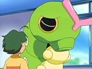 EP419 Caterpie gigante