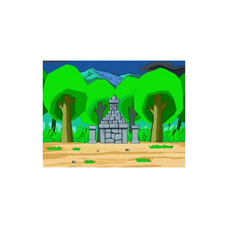 La Torre Semiderruida en la <a href=
