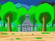 EP525 Monumento sagrado en la leyenda
