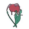 Florges roja espalda G6