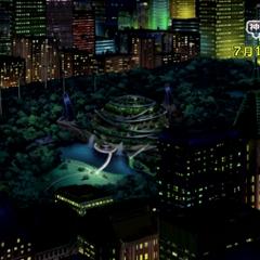 Colinas/Cumbres Pokémon se encuentra en el centro de la <a href=