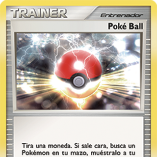 Poké Ball (Diamante & Perla TCG)