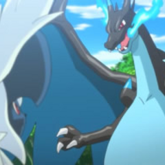 Mega-Charizard X vs. <a href=