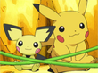 EE05 Pikachu y Pichu