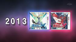 PO01 Xerneas e Yveltal Portada de Pokémon XY