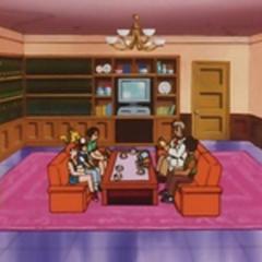 Salón del laboratorio de Oak.