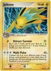 Jolteon 8 (Ex (TCG) Unseen Forces)