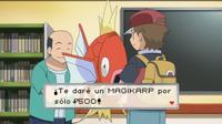 PO02 Magikarp de Rojo
