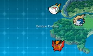 Bosque Colosal PLB