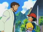 EP277 Ash y el profesor