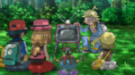 EP859 Máquina de recuerdos de Pokémon