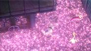 P17 Team Rocket nadando en diamantes