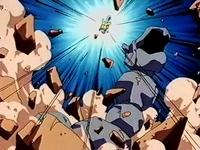 EP113 Onix atacando a squirtle con excavar