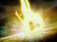 EP525 La tormenta devuelve a Pikachu su rayo mucha más potente