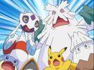 PK13 Pikachu y los pokémon de hielo