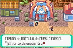 Tienda de batalla de Pueblo Pardal