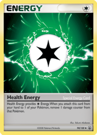 Energía Salud (Majestic Dawn TCG)