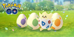 Festival de primavera 2017 Pokémon GO