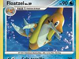 Floatzel (Diamante & Perla TCG)
