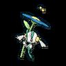 Floette azul XY