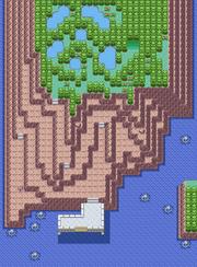Isla Suprema Esmeralda (entrada)