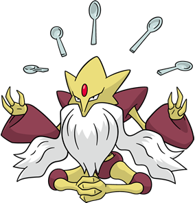 Mega-Alakazam (dream world)