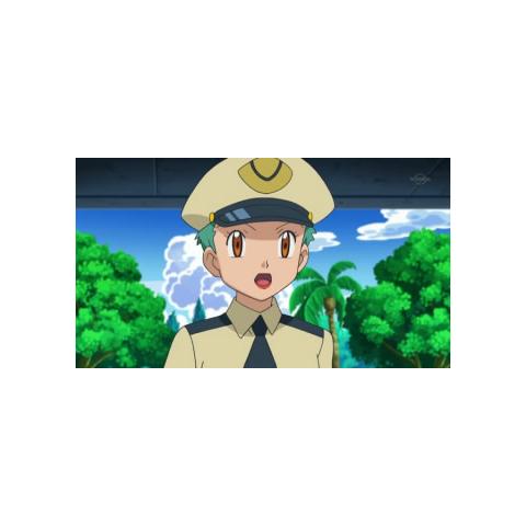 Oficial Jenny/Agente Mara con su aspecto en <a href=