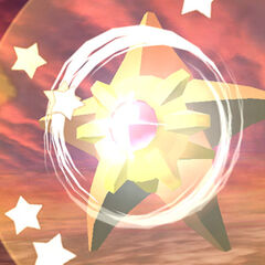 Staryu en Super Smash Bros. Brawl.
