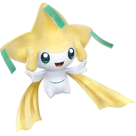 Jirachi en Pokkén Tournament