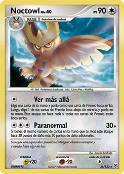 Carta de Noctowl