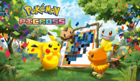 Artwork de Pokémon Picross