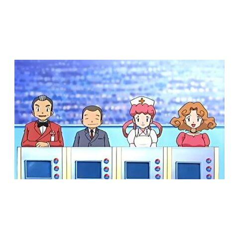 Miembros del jurado.