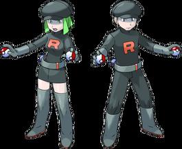 Soldados Rocket en RFVH