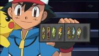 EP745 Estuche de medallas de Ash