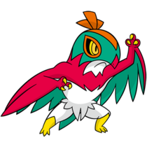 Hawlucha (dream world)